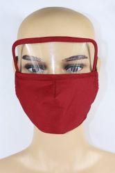 Китай на заводе высокое качество пользовательских моды хлопок многократного использования маски с рампы