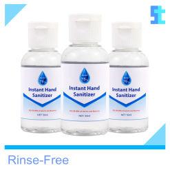 Part de l'assainisseur Produits désinfectants Gel Rinse-Free
