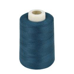 Цветные волокна материала, 100% полиэстер 202 швейных поток