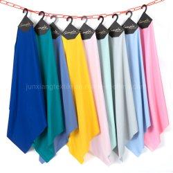 CVC peignées pré-rétréci mercerisés Shirt Tissu Tissu de polyester coton