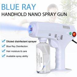Pistolet à eau de stérilisation de désinfection Robot Machine brouillard de fumée