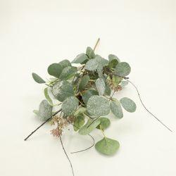Spruzzo artificiale conservato Dy45041 di Lvs del cono del pino dei fiori