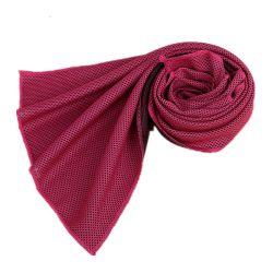 Rosen-Farbe personifizierte beweglicher Arbeitsweg-Gymnastik Anti-Hitzschlag Microfibre abkühlende Tücher und schnelles Abkühlen nachdem dem Schwitzen