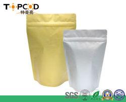 Reuseable는 주머니 힘을%s 플라스틱 알루미늄 호일 부대를 또는 향미료 또는 첨가물 또는 과립 위로 서 있다