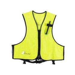 Sicurezza all'aperto giacca a vita gonfiabile sicurezza pesca Lifeboat Barca a vela a prova di proiettile Abbigliamento giacca invernale Abbigliamento da lavoro