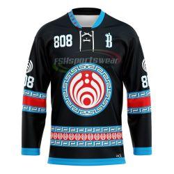 맞춤 제작 Sublimated Reverse Ice Hockey Jerseys 및 Hockey 양말