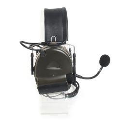 Z-Tac nieuwe Softair-hoofdtelefoon Peltor Comtac II C2-headsetruis Headset met Picksound annuleren voor opname met Z041