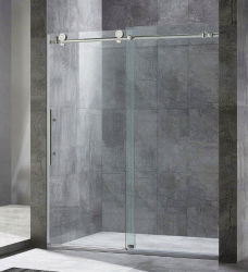 Продажи с возможностью горячей замены боковой сдвижной двери душ замена оборудования для Северной Америки