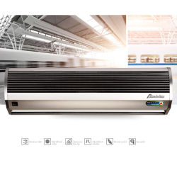 Porta Cortina de ar para o tamanho 0,9 m a 2 m de manter a qualidade do ar interior
