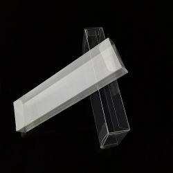 Claro de plástico transparente de almacenamiento de la caja de embalaje de alimentos