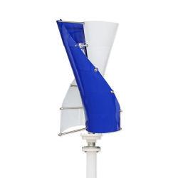 بدون ضوضاء عالية الكفاءة 2 كيلو واط 3 كيلو واط رياح رأسية من المطحنة مولد طاقة توربين عمودي مزود بالطاقة مع CE