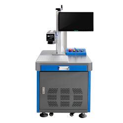 preço de fábrica 20W Laser de fibra de marcação/Máquina de gravura para Produtos de Metal