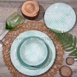 열대 스타일의 Portcelain dinnerware Set Porcelain Bowl