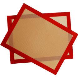 Stuoia del gioco del silicone della stuoia della Tabella pranzante del silicone della stuoia di cottura del silicone per la Tabella