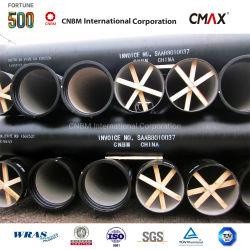 Tubo de hierro dúctil En545 ISO2531