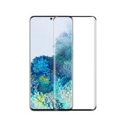 Dünnes HD Superlöschen 0.125mm Anti-Öl TPU löschen weichen Bildschirm-Schoner für Samsung-Galaxie S20 ultra