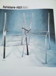 A sala de jantar moderna Sala de estrutura de cadeira para Peças de Hardware de mobiliário