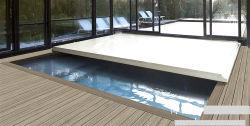 プールのためのポリカーボネートシートカバー