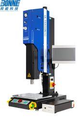 أسطوانة دائرية Ds400 150 كجم 3 كيلو واط ماكينة لحام بالموجات فوق الصوتية للبلاستيك لحام PVC PC ABS PP PE