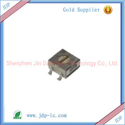 Исправление регулируемое устройство позиционирования регулируемое сопротивление 3314j-1-501e триммер потенциометр 500r 5*5