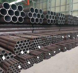 Conjunto de bobinas laminadas a quente dos Tubos de Aço Sem Costura DIN/Tubo de Aço Carbono padrão ASTM 25mm~610mm
