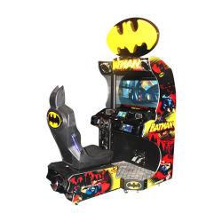 Simulator 2 van de Raceauto van de Arcade van Japan in 1 het Ontspruiten van de Batman Machine van het Videospelletje voor Verkoop