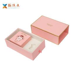 Kundenspezifische Qualitäts-Fach-steife Geschenk-Uhr-Schmucksache-Kosmetik-verpackender Papierkasten