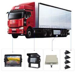 Radar van de Sensor van het Parkeren van de auto/van de Vrachtwagen de Ultrasone met de Monitor van 7 Duim