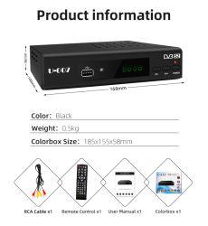 2020 Huifeng Wholesale H. 264 S2 de Tuner van TV DVB