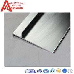 Aluminio personalizado de piezas sanitarias accesorios para baño y cocina