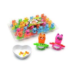 Dedo Peonza de rotación de 360 Gyro Spinner de caramelos de juguetes para niños