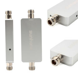 La radio haute puissance Sunhans CDMA 2g 3g 4G LTE B1 Amplificateur de signal de téléphone cellulaire réseau Répéteur sans fil