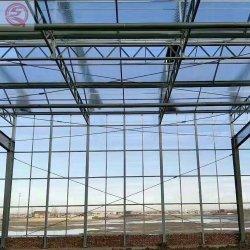 زراعة حديثة غربية شتلة زجاجية منزل أخضر للحديقة/الفاكهة/الزهرة/الخضروات الاستخدام الكامل لنظام التبريد المقاوم للحرارة الشمسية والرطوبة
