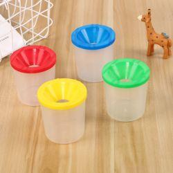 자유로운 예술 공급은 팔레트 컵, DIY 소형 페인트 팔레트 Traypaint 색깔 컵 정제를 간색한다