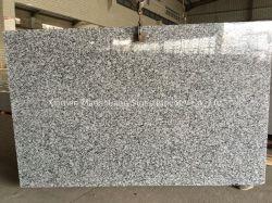 Grosse Platte-Polierwellen-weißer Spray-weißes Wasser-Wellen-weißer Nebel-Granit für Countertop-/Küche-Oberseiten/Badezimmer-Oberseiten/Eitelkeits-Oberseiten/Innendekoration-Fußboden/Wand