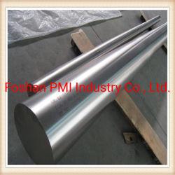 Inconel 600/601/625/718/X750/660/690 Barra redonda de acero de aleación para la industria