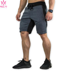 Gimnasio personalizada Athletic pantalones cortos prendas de vestir a los hombres la ejecución de las prendas de vestir