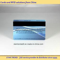 Carro magnético em PVC para quarto de hotel Key Card