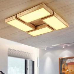 مصابيح سقف ذات تأثير خشبي لإضاءة الدجاجة الداخلية (WH-WA-01)