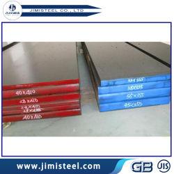 Die сталь 1.2311/ P20 горячая сталь пластиковые пластины плоского стального проката пресс-форм