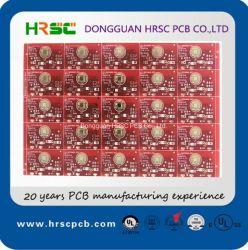DC5V adresseerbare van het LEIDENE van het Koper Raad 5050 van RGB LEIDENE van het Pixel Decor van het Landschap Raad PCB van de Strook de Lichte