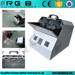 Parte discoteca DJ 300W Máquina de bolha de equipamentos de iluminação de palco para eventos mostrar