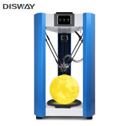 델타 Kossel 삼각형 빠른 인쇄 탁상용 3D 인쇄 기계