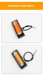 Luzes de aviso COB da luz da grelha LED de emergência para automóvel