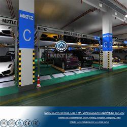 2-5 étages Smart Auto Stationnement de la machine des équipements de garage Système de stationnement de voiture