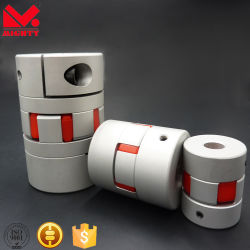 마스크 Machine Shaft에 적합한 유연한 스파이더 죠 커플링 하이 토크 CNC 플렉시블 플럼 커플링 서보 모터