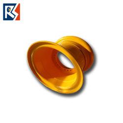 モーターグレーダーOTRのタイヤのタイヤの車輪のタイヤ20.5-25のための鋼鉄車輪の縁25-17