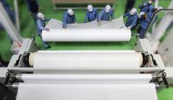 خط إنتاج القماش / القماش المصنوع من القماش غير المحبوك/المصنوع من مواد PP
