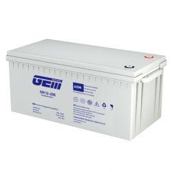 بطارية جوهرة IEC UL ISO 12V100ah 200ah12 فولت-48 فولت من الرصاص الحمضي الشمسي بطارية UPS/بطارية Maitnenace قابلة لإعادة الشحن/بطارية وحدة تخزين الطاقة/بطارية Gel/الاتصالات