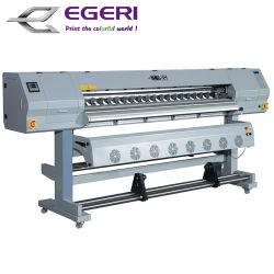 Plotter Solvente ecológico máquina de impressão 3.2 Multímetro Digital Impressora Vinil 1,6 metros de papel de parede de Jacto de Tinta Impressora 60 70 125 Polegadas Impressora Digital de Grande Formato